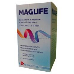 MagLife Integratore Magnesio per Stanchezza 100 Capsule