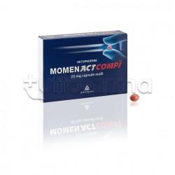 Momenact Compì per Mal di Testa 10 Capsule Molli