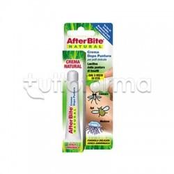 After Bite Crema Lenitivo Punture di Insetti Senza Ammoniaca 20 ml