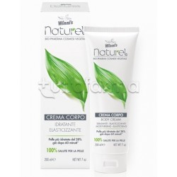 Winni's Naturel Crema Viso Notte Antirughe con Effetto Lifting 50ml