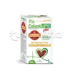 Sanavita Colest Lipid Plus Integratore per Colesterolo 45 Compresse