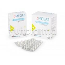 dMega3 Omega 3 per Cani e Gatti 80 Perle