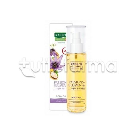 Rausch Body Oil Olio Corpo Alla Passiflora 100ml
