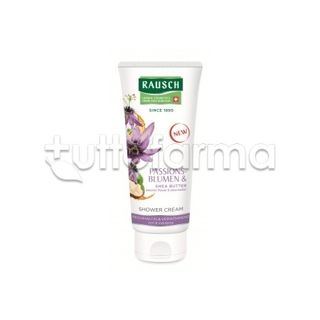 Rausch Shower Cream Crema Doccia Alla Passiflora 200ml