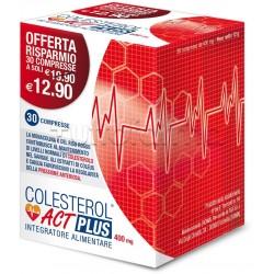Colesterol ACT Plus Integratore Per Colesterolo 30 Compresse