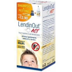 Lendinout ACT Shampoo Antipidocchi 150ml