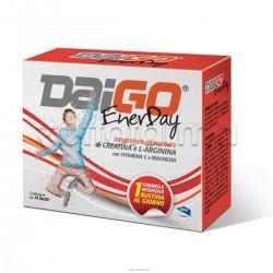 Daigo Enerday Energizzante per Stanchezza 14 Bustine