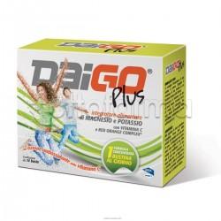 Daigo Plus Integratore per Energia 14 Bustine