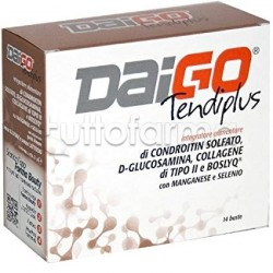 Daigo Tendiplus per Articolazioni e Tendini 14 Bustine