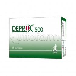 Deprox 500 Integratore per Prostata 30 Compresse
