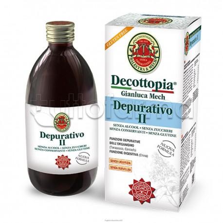 Decottopia Depurativo II 500ml