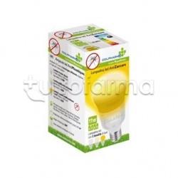 Colpharma Luce Repellente Antizanzare Lampadina Led 8 Watt