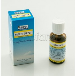 Guna Medident Collutorio Antinfiammatorio 30 ml