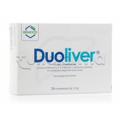Duoliver Integratore per Fegato 24 Compresse
