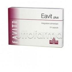 Eavit Plus Integratore Antiossidante per la Vista 24 Capsule