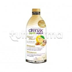 Drenax Forte Ginger e Lemon Drenante Liquido 750ml
