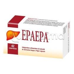 EpaEpa Integratore per Fegato e Depurazione 42 Compresse