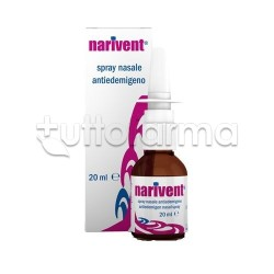 Narivent Spray Nasale 20ml