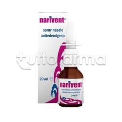Narivent Spray Nasale 20ml