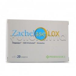 Zachelase Lax 20 Compresse