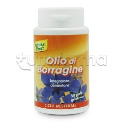 Natural Point Olio di Borragine 50 Perle
