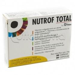 Nutrof Total Integratore per Occhi e Vista 30 Capsule