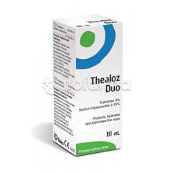 Thealoz Duo Collirio per Secchezza Oculare Flacone 10ml