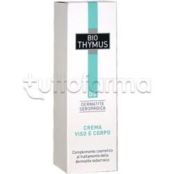 Biothymus Ds Emulsione Viso e Corpo Dermatite Seborroica 30 ml