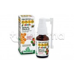 Specchiasol Epid Junior Propoli per Gola Spray Orale 15ml