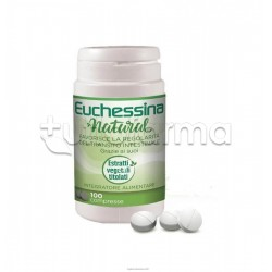 Euchessina Natural Integratore per Stitichezza 100 Compresse