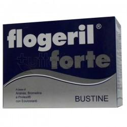 Flogeril Forte Integratore Drenante e per Microcircolo 18 Bustine