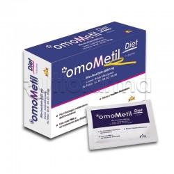 Omometil Diet Integratore per Metabolismo Omocisteina 14 Bustine
