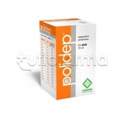 Polidep Integratore Drenante e Depurativo 20 Stick 10ml