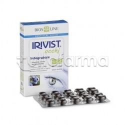 Bios Line Irivist Occhi Integratore per Vista e Occhi 60 Capsule