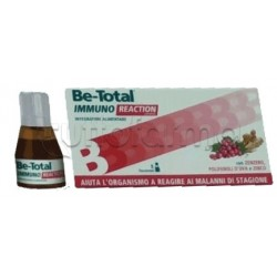 Be-Total Immuno Reaction Integratore Ricostituente 8 Flaconcini