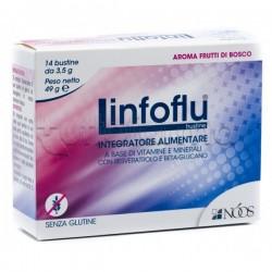 Linfoflu Integratore per Difese Immunitarie 14 Bustine