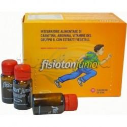 Fisioton Junior Integratore Energizzante e Ricostituente 20 Flaconcini