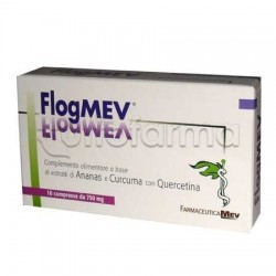 Flogmev Integratore Antinfiammatorio 10 Compresse