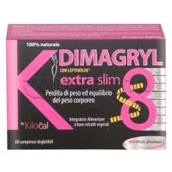 K-Dimagryl 8 Extra Slim per Perdita di Peso 60 Compresse