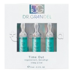 Dr Grandel Time Out 3 Fiale di Bellezza da 3ml