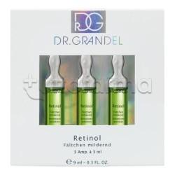Dr Grandel Retinol 3 Fiale di Bellezza da 3ml