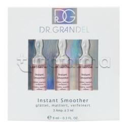 Dr Grandel Instant Smoother 3 Fiale di Bellezza da 3ml
