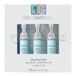 Dr Grandel Hyaluron 3 Fiale di Bellezza da 3ml