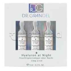 Dr Grandel Hyaluron At Night 3 Fiale di Bellezza da 3ml