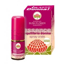 Fiori Australiani Equilibrio Donna Spray Orale 10ml