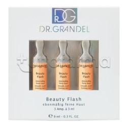 Dr Grandel Beauty Flash 3 Fiale di Bellezza da 3ml
