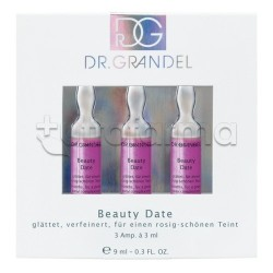 Dr Grandel Beauty Date 3 Fiale di Bellezza da 3ml