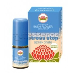 Fiori Australiani Stress Stop Spray Orale 10ml