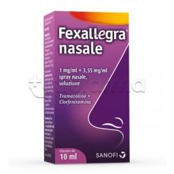 Rinogutt Spray Antiallergico 10 ml per Liberare Naso Chiuso