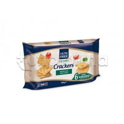 Nutrifree Crackers Senza Glutine per Celiaci 200g